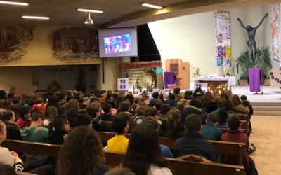 Temps forts collège – Noël 2018