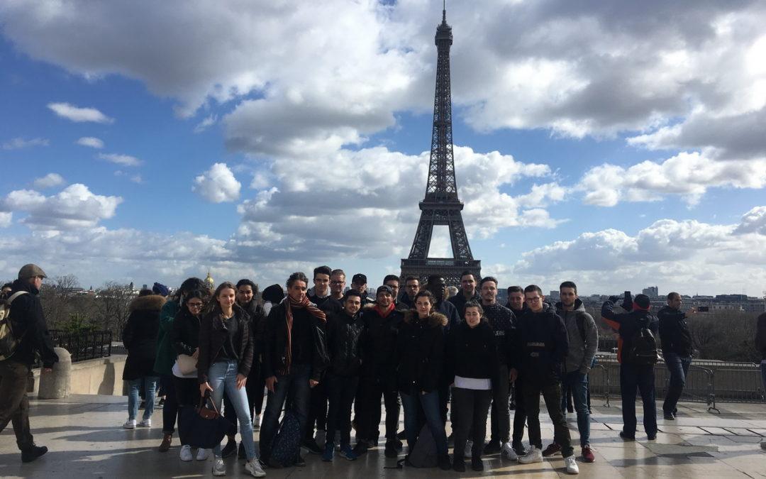 Les BAC PRO Commerce à PARIS