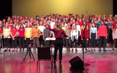 Concert « Rhapsodie en Amériques » pour nos élèves le 7 mai dernier