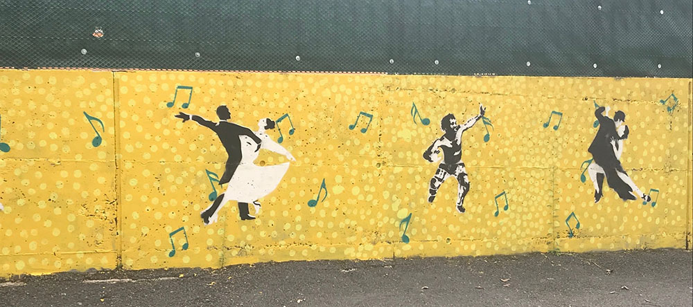 Des Street Artistes En Herbe à Saint Charles