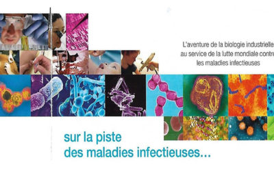 Sortie des élèves de 3èmes au Musée des Sciences biologiques du Dr Mérieux, à Marcy L'Etoile…
