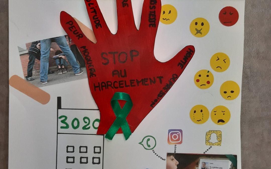 Agir contre le harcèlement à l'école