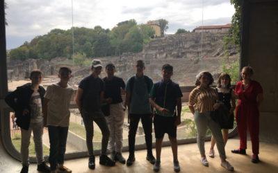Intégration des 3èmes PM au musée gallo-romain