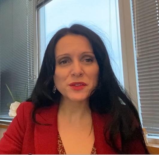 Agathe BIEHLER Chef d'établissement du lycée Saint Charles