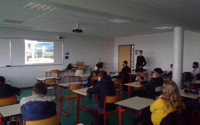 Atelier BARCamp de l'université LYON1 en visio depuis St-CHARLES