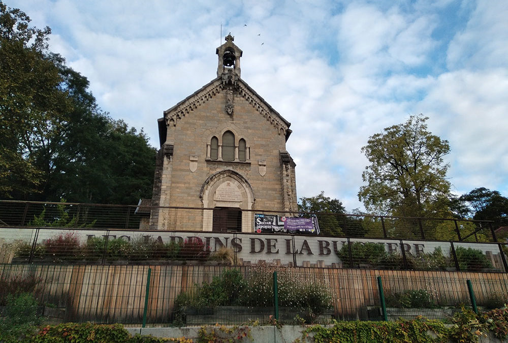 Sortie culturelle et devoir de mémoire des terminales du lycée St Charles – Rillieux la pape